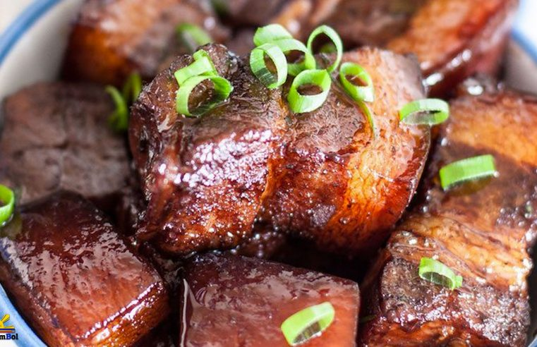 Star Anise and Soy Braised Pork
