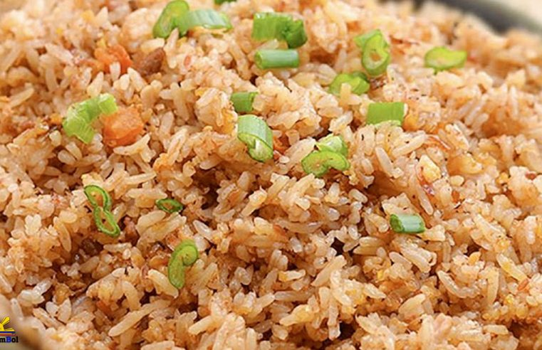 Bagoong Rice (Shrimp paste fried rice)