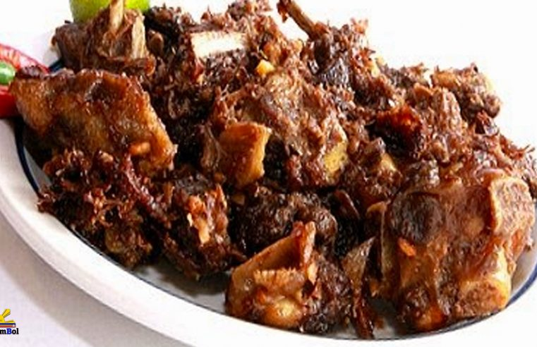 Adobong Kambing (Goat Meat Adobo)
